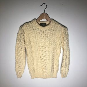 Carraig Donn Irish Wool Sweater